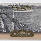 West Side Park Ballparks Chciago Insert 2012 Panini Cooperstown #8