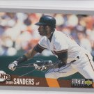Deion Sanders Silver Signature 1996 UD Collector's Choice #306 Giants *BILL