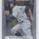 Alex Rodriguez Baseball Trading Card Single 2012 Panini Prizm #67 Yankees