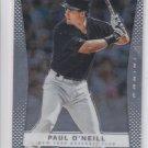 Paul O'Neill Baseball Trading Card Single 2012 Panini Prizm #126 Yankees