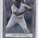 Tony Gwynn Baseball Trading Card Single 2012 Panini Prizm #140 Padres