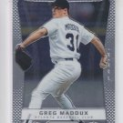 Greg Maddux Trading Card Single 2012 Panini Prizm #122 Braves