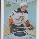 William Karlsson Rookie Premieres 2014-14 UD Trilogy #122 138/799 Ducks