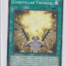 Constelar Twinkle Single 1996 YuGiOh Konami SECE-EN055 Common  x1