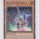 Dragon Dowser Single 1996 YuGiOh Konami SECE-EN038 Rare x1