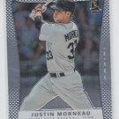 Justin Morneau Baseball Trading Card Single 2012 Panini Prizm #105 Twins