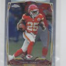 Jamaal Charles Trading Card Single 2014 Topps Chrome Mini #72 Chiefs