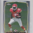 DeAnthony Thomas RC Trading Card Single 2014 Topps Chrome Mini #155 Chiefs