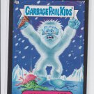 Abominable Abe Black Parallel Sticker 2013 Topps Garbage Pail Kids #137b