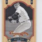 Nolan Ryan Trading Card Single 2012 Panini Cooperstown #14 Rangers