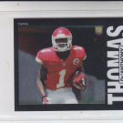 DeAnthony Thomas RC 85 Retro Insert 2014 Topps Chrome Mini #39 Cheifs