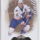 Brett Hull Hockey Trading Card 2014-14 UD Showcase #88 Blues