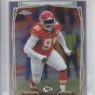 Tamba Hali Trading Card Single 2014 Topps Chrome Mini #21 Chiefs