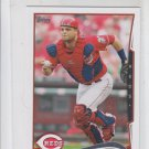 Devin Mesoraco Trading Card Single 2014 Topps Mini #393 Reds