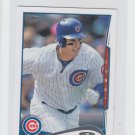 Anthony Rizzo Trading Card Single 2014 Topps Mini 71 Cubs