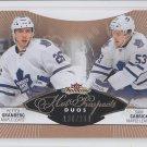 Pettes Granberg Sam Carrick Hot Prospect 2014-15 UD Fleer Showcase Leafs 125/299