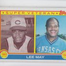 Lee May Super Vet Tradng Card Single 1993 Topps #378 Reds