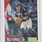 Wilson Ramos RC Trading Card Single 2010 Topps Update Series #US-168 Nationals