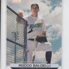 Rocco Baldelli  Rookie RC 2000 Topps Stadium Club #164 Rays *BILL