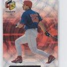 Rafael Palmeiro Baseball Trading Card 1999 UD holoGrFx #58 Rangers *BILL