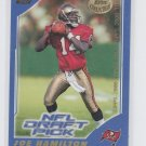 Joe Hamilton RC Trading Card 2000 Topps Collection #390 Buccaneers *BILL