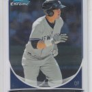 Tyler Austin Prospect Trading Card 2013 Bowman Chrome Draft #TP2 Yankees