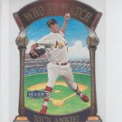 Rick Ankiel Who To Watch Trading Card 2000 Fleer Tradition #1 Cardinals  *BILL