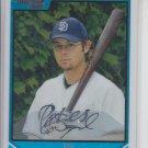 Eric Sogard 1st Prospect Card 2007 Bowman Chrome Draft #BDPP16 Padres
