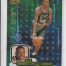 Paul Pierce RC Trading Card 1998-99 UD Ionix Electrix #70 Celtics Wizards