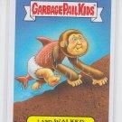 Land Walker Trading Card Single 2014 Topps Garbage Pail Kids Series 2 #102b