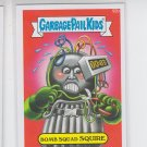 Bomb Squad Squire Trading Card Single 2014 Topps Garbage Pail Kids #92b