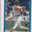 Eddie Murray Trading Card 1995 UD Collector's Choice SE #116 Indians *ABC *BILL