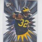 Anthony Thomas Breakout Die Cut 2001 Press Pass #B13 Michigan