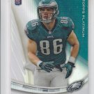 Zach Ertz RC Trading Card Single 2012 Topps Platinum #142 Eagles