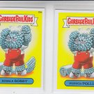 Popped Pollux Bubble Bobby Lot of (2) 2014 Topps Garbage Pail Kids #89a & #89b