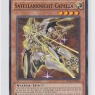 SatellarKnight Capella 1st Edition YuGiOh SECE-EN024 x1 Common