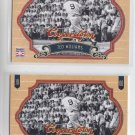 Ted Williams Baseball Trading Card Lot of (2) 2012 Panini Cooperstown 58 Red Sox