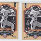 Mike Schmidt Baseball Trading Card Lot of (2) 2012 Panini Cooperstown 39