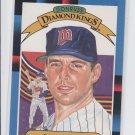 Gary Gaetti Diamond Kings Trading Card Single 1987 Donruss 19 Twins