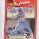 Bo Jackson All Star Trading Card Single 1990 Donruss #650 Royals
