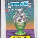 Egg Sheldon 2013 Topps Garbage Pail Kids Series 2 Trading Card 67a