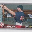 Vaughn Eshelman Silver Signatures 1996 Upper Deck Collector's Choice #62 Red Sox