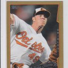 Dylan Bundy Future Star Gold SP 2014 Topps Mini Exclusvies #531 Orioles 18/63