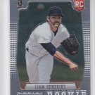 Liam Hendricks RC Baseball Trading Card 2012 Panini Prizm #169 Twins
