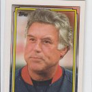 Buck Rodgers Gold Parallel Trading Card 1992 Topps #21 Angels MGR