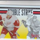 Nicklas Lidstrom Double Strike Gold Refractor SSP 2013-14 Panini Select 7/10