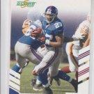 Brandon Jacobs Trading Card Single 2007 Score #14 Giants
