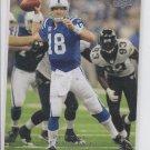 Peyton Manning Trading Card Single 2008 Upper Deck #80 Broncos