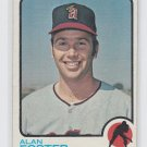 Alan Foster Trading Card Single 1973 Topps #543 Angels VG