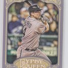 Paul Konerko Trading Card Single 2012 Topps Gypsy Queen #101 White Sox
